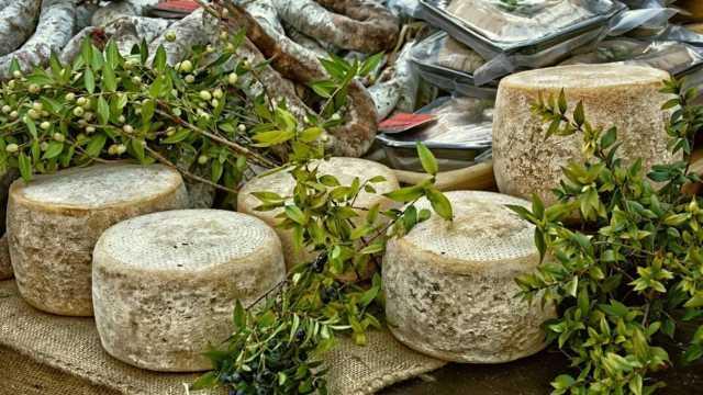 Siurgus Donigala, il formaggio è il protagonista di