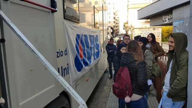 Un pasto gratuito in mensa per gli universitari donatori di sangue: l'iniziativa a Sassari