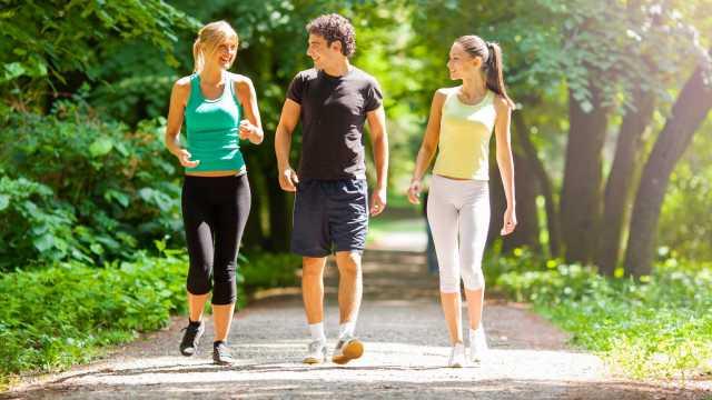 Monserrato, un dibattito per dimostrare il benessere di una camminata