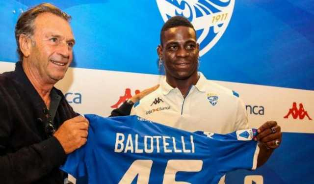 Cellino licenzia Balotelli: assenze ingiustificate e negligenze