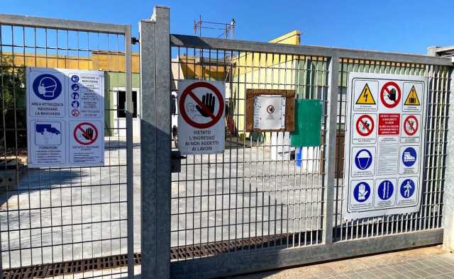Sant'Antioco, infiltrazioni d'acqua nella scuola elementare: via ai lavori