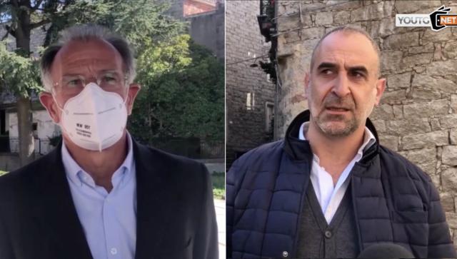 Buddusò, Marrone contro Satta: due candidati per la poltrona da sindaco (Video)