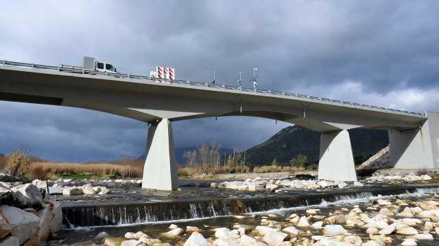 Più sicurezza per il ponte di Oloè, aggiudicata la gara per la progettazione
