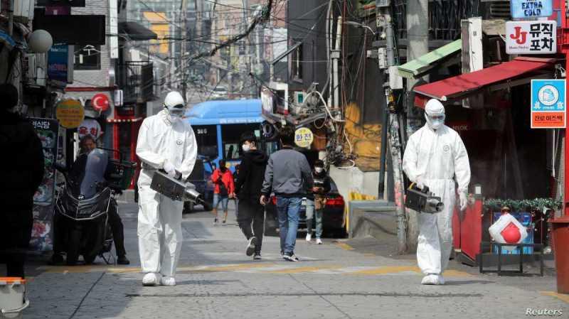 La Corea del Sud ripristina alcune misure per contenere il virus