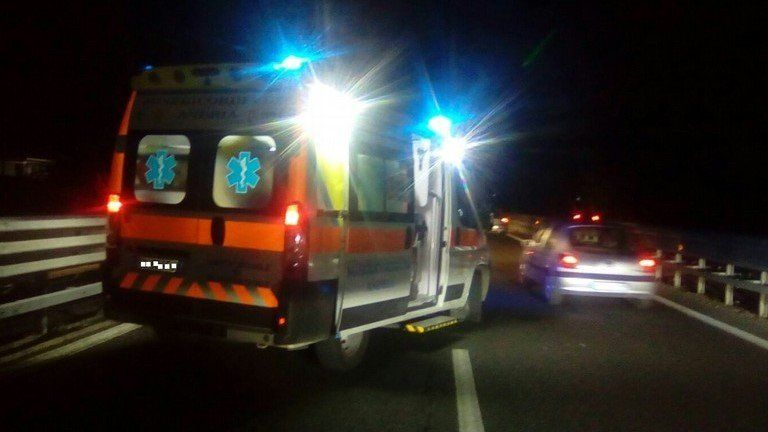 Alghero, tre morti in incidente stradale