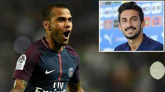 Astori, Balotelli attacca Dani Alves:
