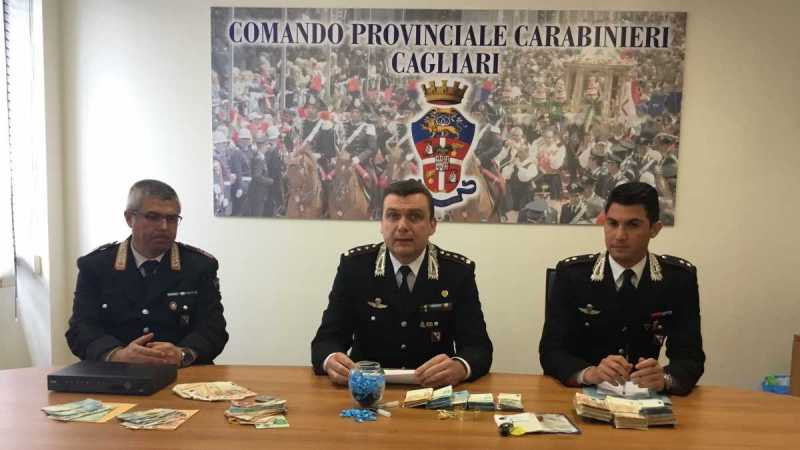 Droga, blitz nel quartiere Is Mirrionis: nomi e volti degli arrestati